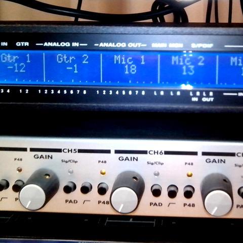 Audio-Interface Motu 1248 AVB